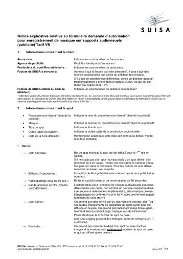 Notice explicative du formulaire cerfa n 12571 01 relatif for Formulaire cerfa 13409