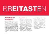 Breitasten - Suisse Balance