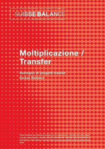Moltiplicazione / Transfer - Suisse Balance
