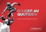 Bouger AU QUotidien - Suisse Balance