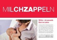 Stillen – der gesunde Start ins Leben - Suisse Balance