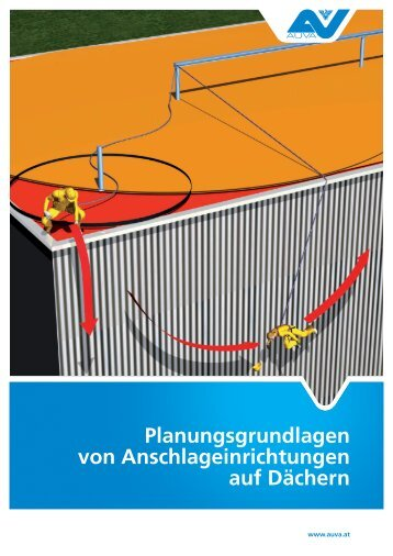 Planungsgrundlagen von Anschlageinrichtungen auf ... - Suissetec