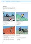 Planungsgrundlagen von Anschlageinrichtungen auf ... - Suissetec - Seite 6