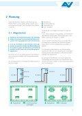 Planungsgrundlagen von Anschlageinrichtungen auf ... - Suissetec - Seite 7