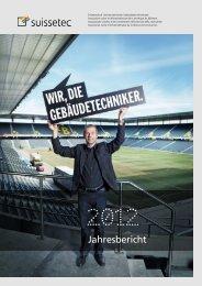 suissetec Jahresbericht 2012