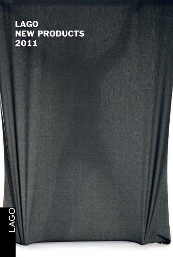 LAGO NEW PRODUCTS 2011 - Suite 22 Interiors