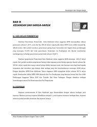 bab ix keuangan dan harga-harga - Pemerintah Kota Sukabumi