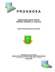P R O G N O S A - Pemerintah Kota Sukabumi