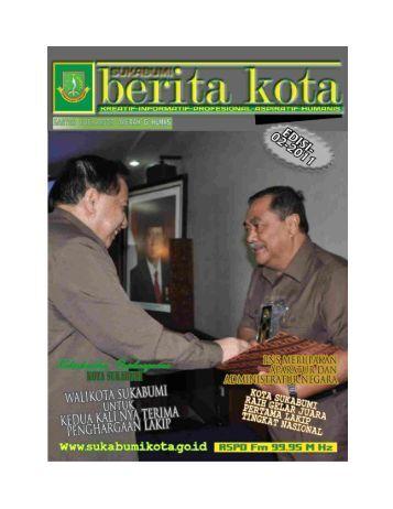 Edisi Februari 2011 - Pemerintah Kota Sukabumi