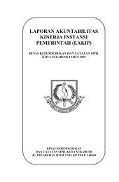 lakip - Pemerintah Kota Sukabumi