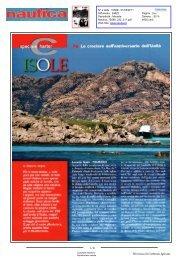 fonte: Nautica - pubblicato il 01/05/2011 - Sulcis Iglesiente