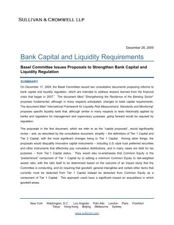 commercial banks and new capital regulation Start studying regulation of commercial banks learn vocabulary, terms, and more with flashcards, games, and other study tools.