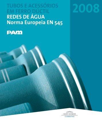Saint-Gobain Condutas Redes de água - Sultubos