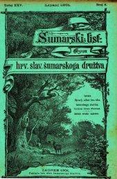 ÅUMARSKI LIST 6/1901