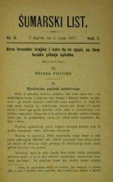 ÅUMARSKI LIST 3/1877
