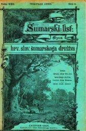 ÅUMARSKI LIST 4/1898