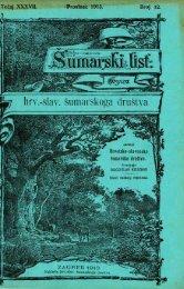 ÅUMARSKI LIST 12/1913
