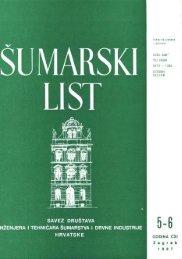 ÅUMARSKI LIST 5-6/1987
