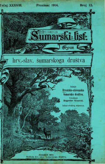 ÅUMARSKI LIST 12/1914