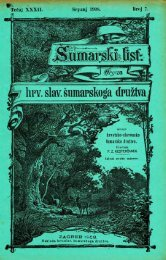 ÅUMARSKI LIST 7/1908