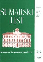 ÅUMARSKI LIST 9-10/1993 - HÅD