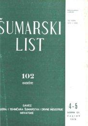 ÅUMARSKI LIST 4-5/1978