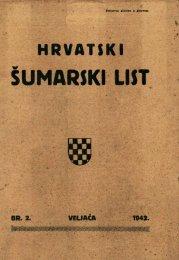 ÅUMARSKI LIST 2/1942 - HÅD