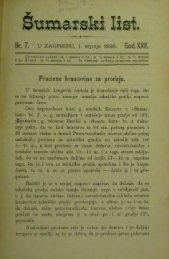 ÅUMARSKI LIST 7/1898