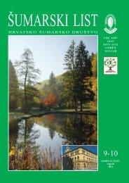 ÅUMARSKI LIST 9-10/2011 - HÅD
