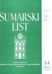 ÅUMARSKI LIST 3-4/1987