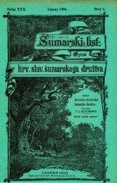 ÅUMARSKI LIST 6/1906