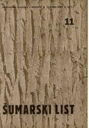 ÅUMARSKI LIST 11/1950