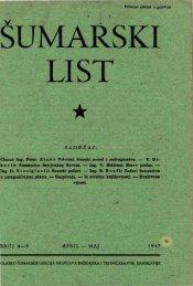 ÅUMARSKI LIST 4-5/1947
