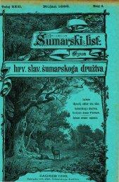 ÅUMARSKI LIST 9/1899