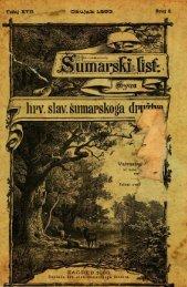 ÅUMARSKI LIST 3/1893