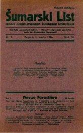 ÅUMARSKI LIST 3/1926