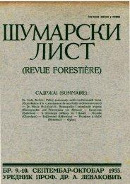 ÅUMARSKI LIST 9-10/1935