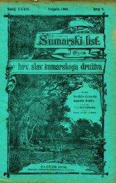 ÅUMARSKI LIST 2/1908