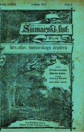 ÅUMARSKI LIST 2/1913