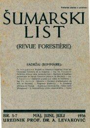 ÅUMARSKI LIST 5-7/1936