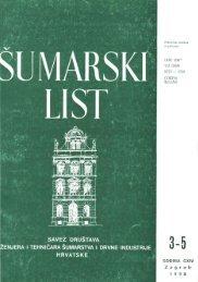 ÅUMARSKI LIST 3-5/1990