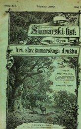ÅUMARSKI LIST 6/1890