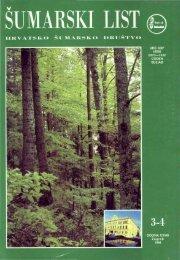 ÅUMARSKI LIST 3-4/1994 - HÅD
