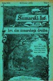 ÅUMARSKI LIST 5/1898
