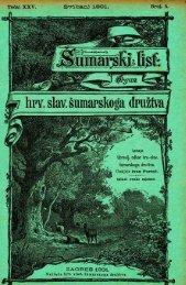 ÅUMARSKI LIST 5/1901