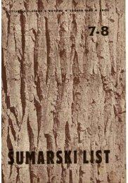ÅUMARSKI LIST 7-8/1950