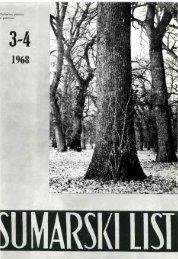 ÅUMARSKI LIST 3-4/1968