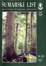 ÅUMARSKI LIST 9-10/1996 - HÅD