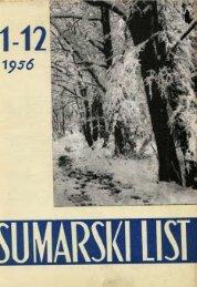 ÅUMARSKI LIST 11-12/1956