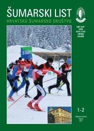 Åumarski list 1-2/2013 - HÅD
